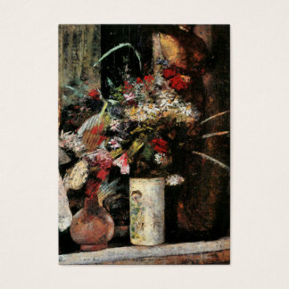 Impressionist art foral bouquet blooms by Ury