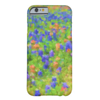 Impressionist Bluebonnet Phone Case