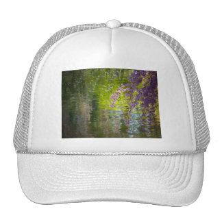 Impressionist Cherry Blossoms Trucker Hat