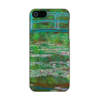 Impressionist Claude Monet's Japanese Footbridge Incipio Feather® Shine iPhone 5 Case