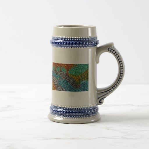 Impressionist Hike Mug