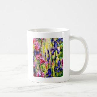 Impressionist Iris Garden Gifts by Sharles Coffee Mug
