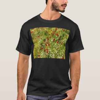 Impressionist Poppies T-Shirt