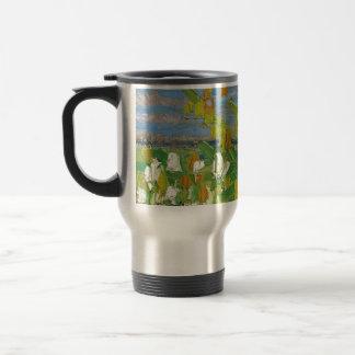 Impressionist Travel Mug