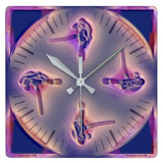Impressions Square Wall Clock