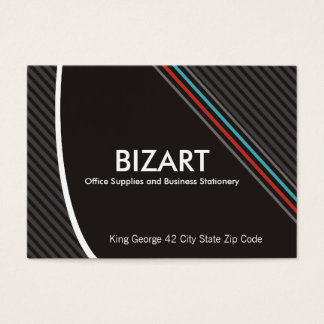 Impressive Business Cards-Chabby Business Card