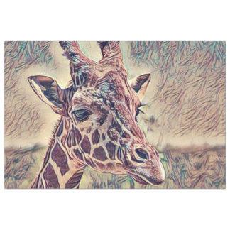 Impressivet Animal - Giraffe Tissue Paper