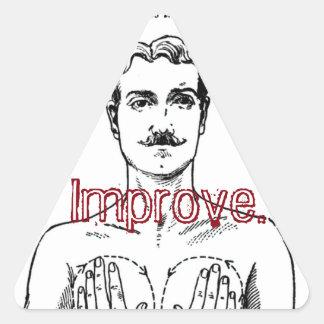 IMPROVE sticker 2