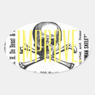IMPROVE sticker 4