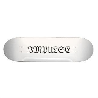 Impulse Custom Deck 8.5 Custom Skateboard