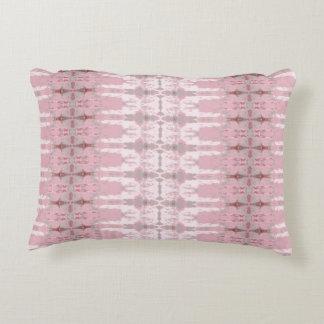 'Impulse' Rose Pink Pattern Decorative Cushion