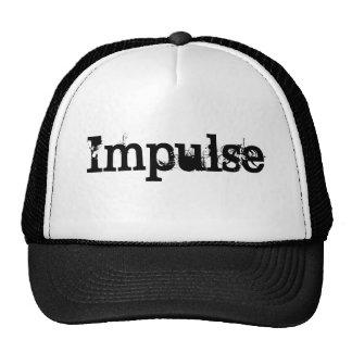 Impulse trucker hat