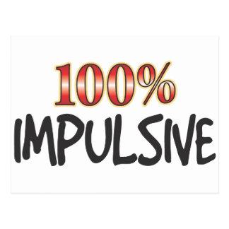 Impulsive 100 Percent Post Cards