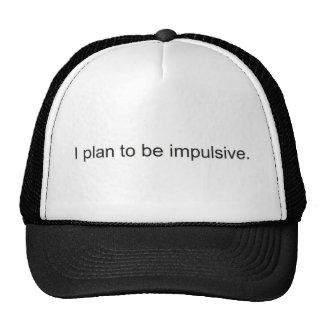 impulsive cap