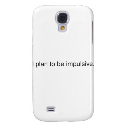Impulsive Galaxy S4 Case