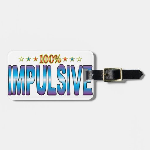 Impulsive Star Tag v2 Tags For Luggage