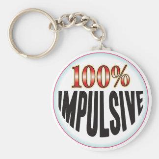 Impulsive Tag Keychain