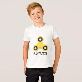 #IMTRENDY [Fine Jersey T-Shirt] T-Shirt