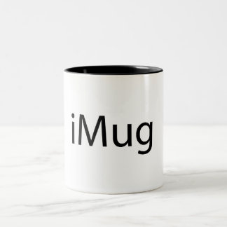 iMug Two-Tone Coffee Mug