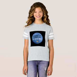 In a perfect world...We would be Allergy Free T-Shirt