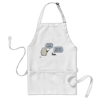 In A Pickle Standard Apron
