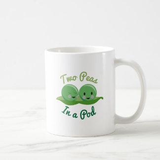 In A Pod Classic White Coffee Mug