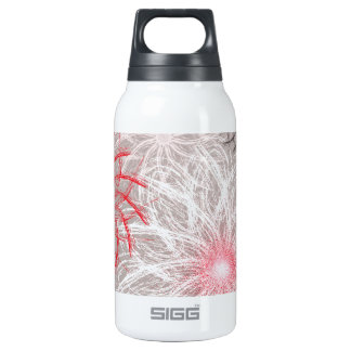 In a Swirl Insulated Water Bottle