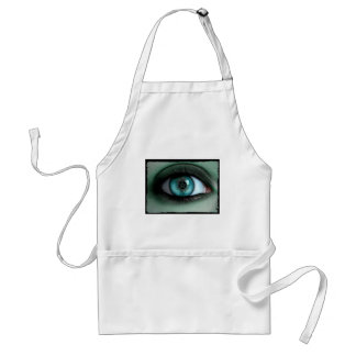 In A Witches Eye Apron