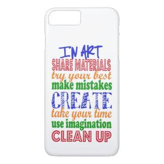 IN ART iPhone case 8 Plus/7 Plus