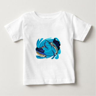 IN ATTACK FORMATION BABY T-Shirt