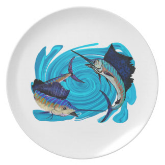 IN ATTACK FORMATION PLATE
