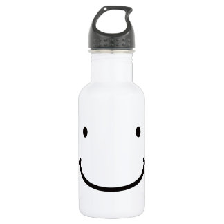 < In back zipper you > Mr. Zipper ON the back 532 Ml Water Bottle