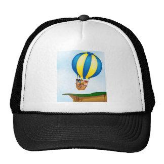 in balloon cap