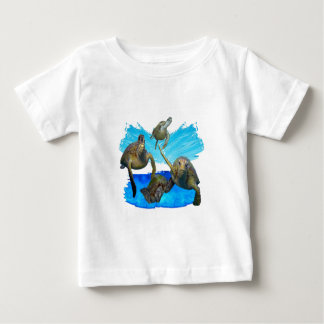 IN BEAUTIFUL WATERS BABY T-Shirt