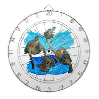 IN BEAUTIFUL WATERS DARTBOARD