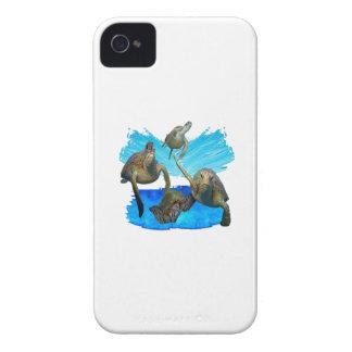 IN BEAUTIFUL WATERS iPhone 4 Case-Mate CASE