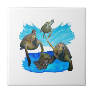 IN BEAUTIFUL WATERS SMALL SQUARE TILE
