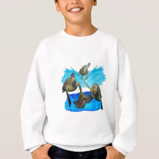 IN BEAUTIFUL WATERS SWEATSHIRT