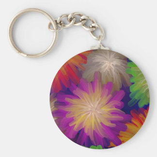 In Bloom Keychain