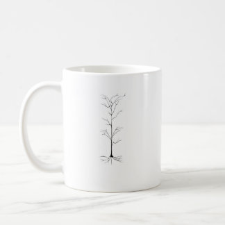 In Brain We Trust Basic White Mug