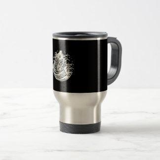 In carp water travel mug