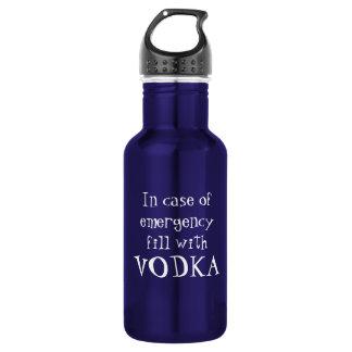 In Case Of Emergency 532 Ml Water Bottle