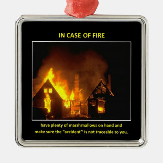 in-case-of-fire-have-plenty-of-marshmallows Silver-Colored square decoration