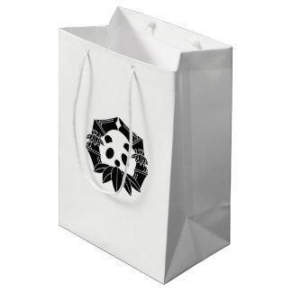 In change bamboo circle panda medium gift bag
