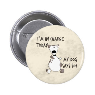 In Charge Button
