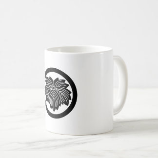 In circle ogre ivy coffee mug