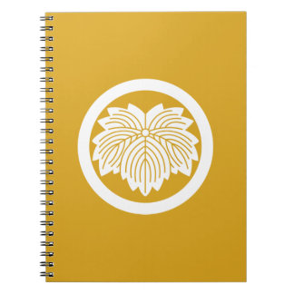 In circle ogre ivy notebooks