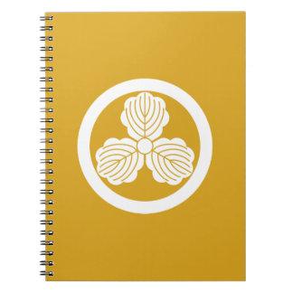 In circle three Kashiwa Notebook