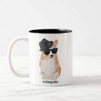 In-Corg-nito Mug