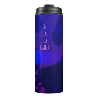 IN DA GO PRANA JUICE THERMAL TUMBLER
